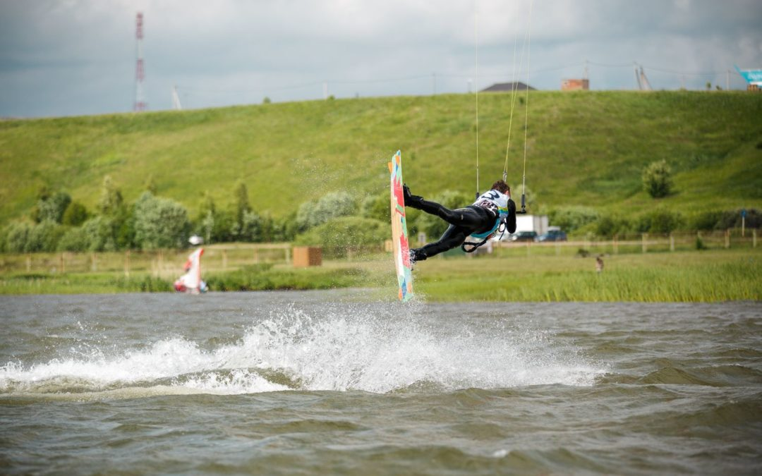 Фристайл на Летнем Кубке Плещеева озера 2016 завершен!